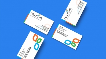 Revive business cards