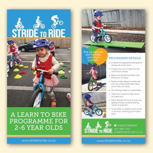Stride to Ride DLE Flyer